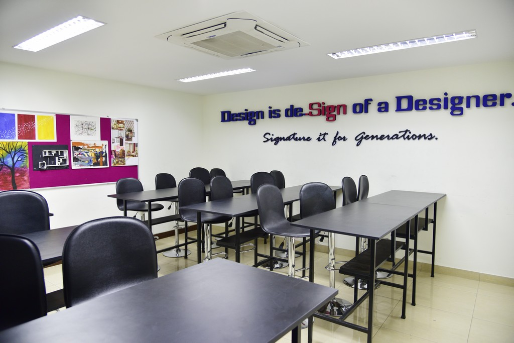 Course courses jd institute of fashion technology · interior design