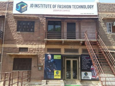 JD Institute of Fashion Technology - Jodhpur