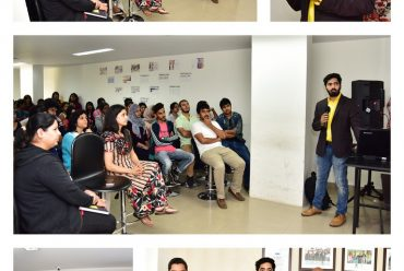 Talk on importance of sustainable designs by an architect – Mr. Rohan Shenoy