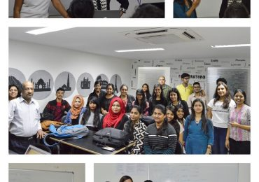 GUEST LECTURE BY LAKSHMI SATISH