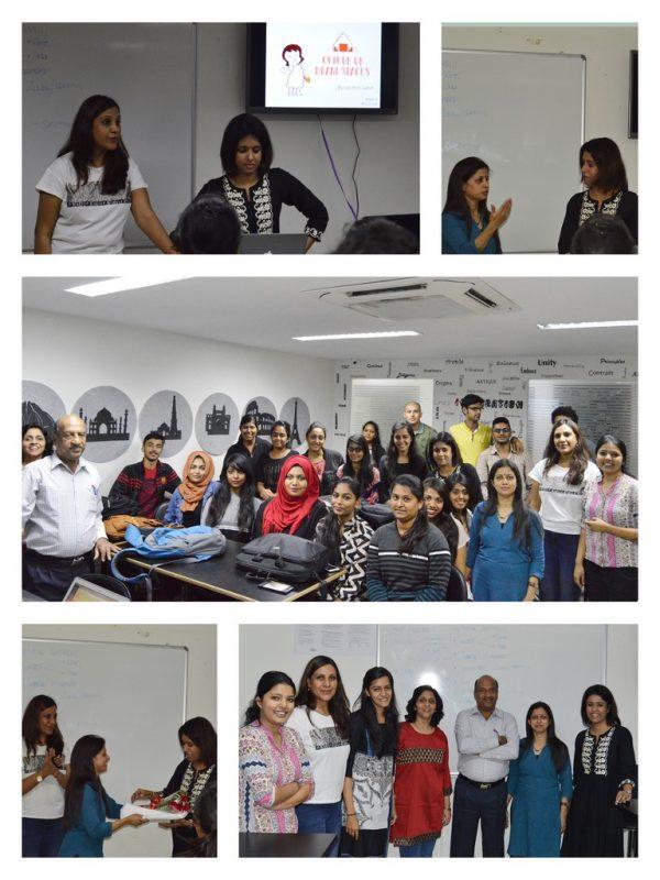 Guest Lecture by Lakshmi Satish