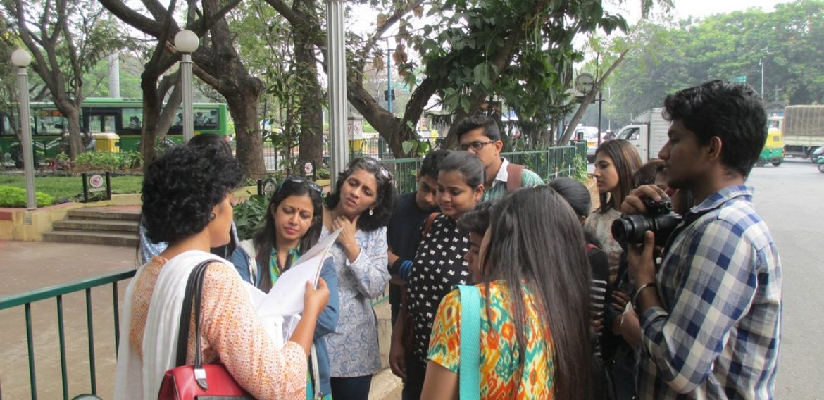 HERITAGE WALK TO CUBBON PARK & St.MARKS CATHEDRAL