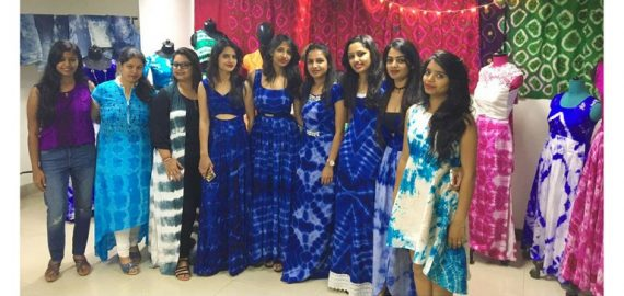 Fabric Appreciation by Diploma students