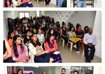 Talk session by Mr Akshay Heranjal