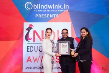 Best Fashion and Interior Design Institute in India – Award Received