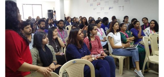 Expert Special by Abhishek Anand at JD Institute of Fashion Technology