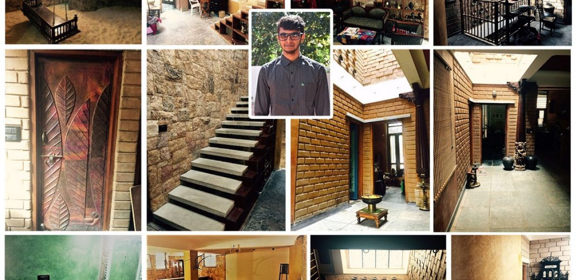 Success Story of RAHUL GOWDA – Diploma B -Department of Interior Design