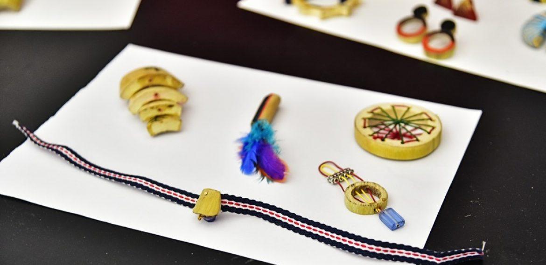 Bamboo workshop by Jigna Bhadeshiya – Jewellery Design Department