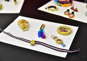 Bamboo workshop by Jigna Bhadeshiya – Jewellery Design Department