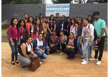 Industry Visit – Radhamani Textiles Pvt Ltd.