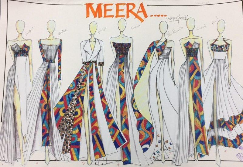 MEERA by Chhaya Gandhi – Future Origin – Mumbai - JD Annual Design Awards 2017