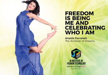 Campaign Freedom – JD Institute of Fashion Technology