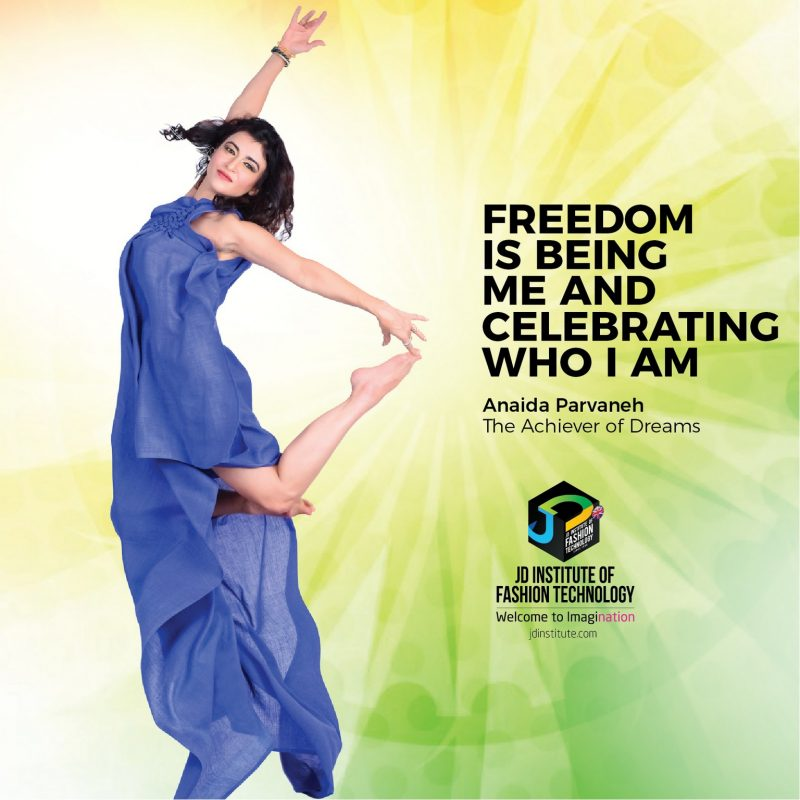 Campaign-Freedom-JD Institute of Fashion Technology | Photography : Jerin Nath (@jerin_nath)