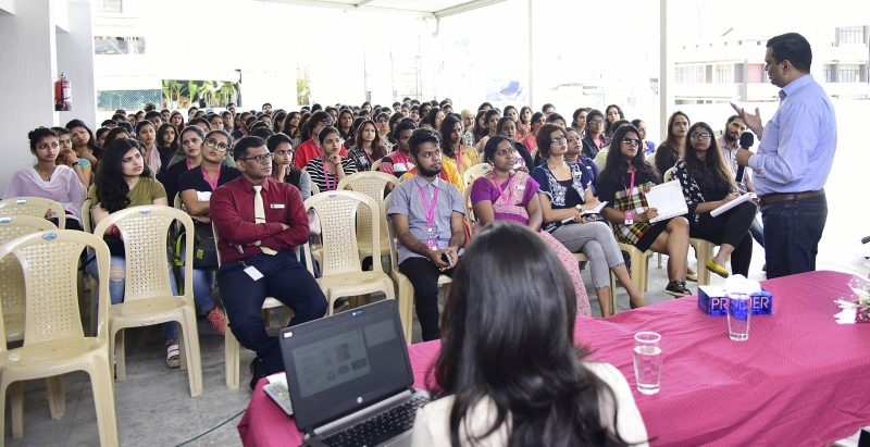 Talk Session by TG Ganesh – Department of Fashion Design