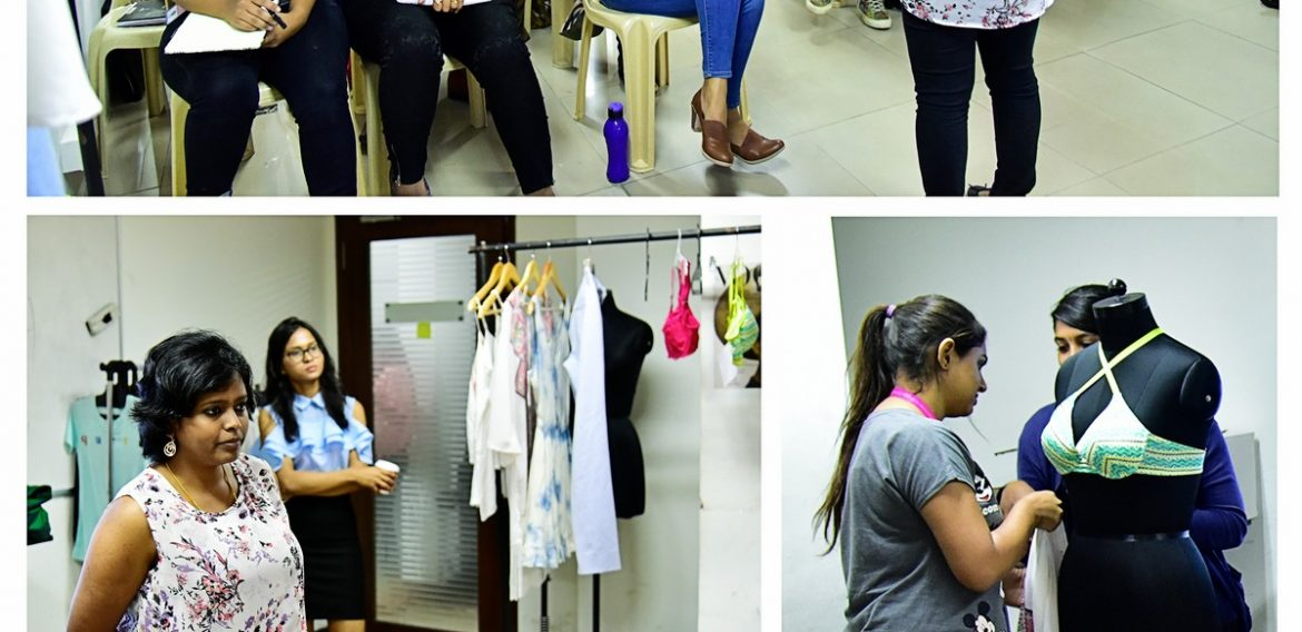 Styling Workshop by Ms. Lakshmi Murugesh from Zivame