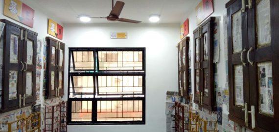 Asian Paints Workshop – Department of Interior Design
