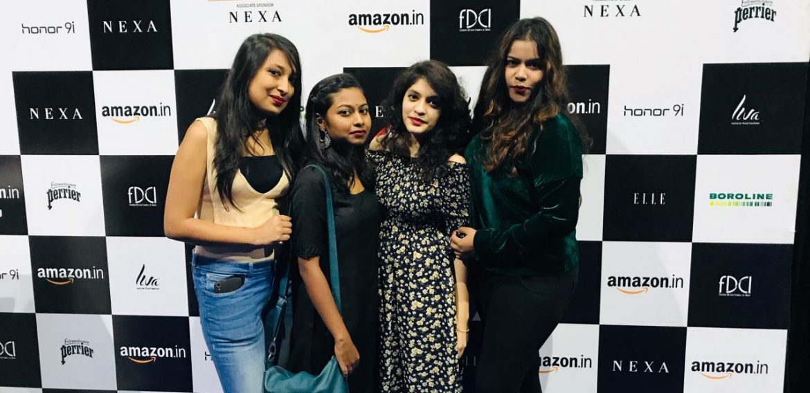 Amazon India Fashion week – Connecting with the Design Industry