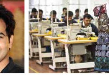 Amit Sharma Batch of 2009 – JD Institute of Fashion Technology