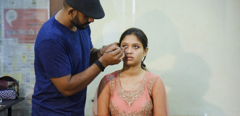 Creative Workshops – Department of Make-up Artistry