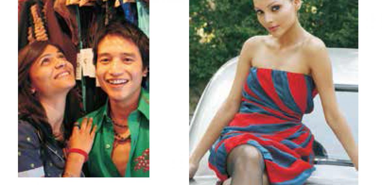 Jasleen Kochar and Jenjum Gadi Batch of 2004 – JD Institute