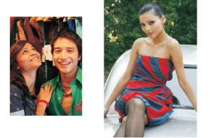 Jasleen Kochar and Jenjum Gadi Batch of 2004