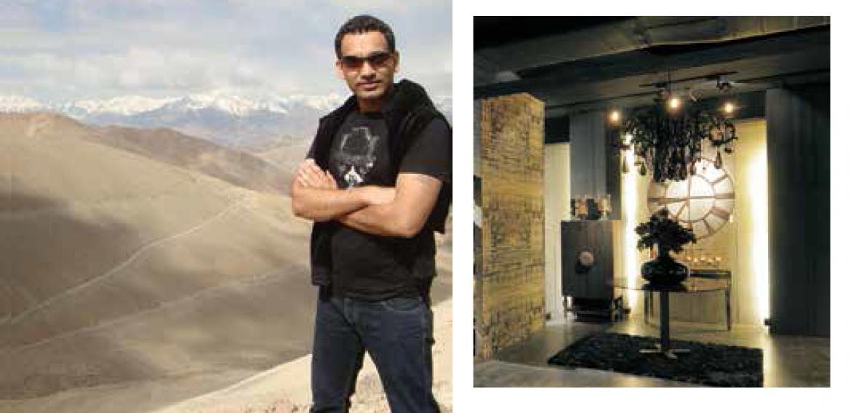 Sanjith Batch of 1996 – JD Institute of Fashion Technology