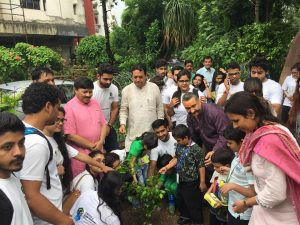 Tree plantation drive - Adopt Plantation as the new fashion