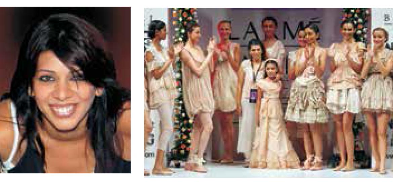 Urvashi Kaur Batch of 1995 – JD Institute of Fashion Technology