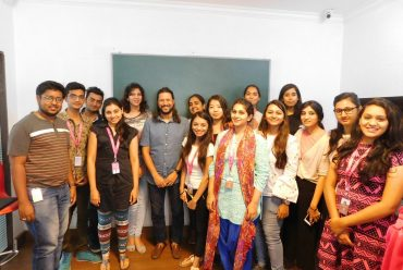 Inspire, Innovate and Revolutionize – A workshop with Anuj Sharma