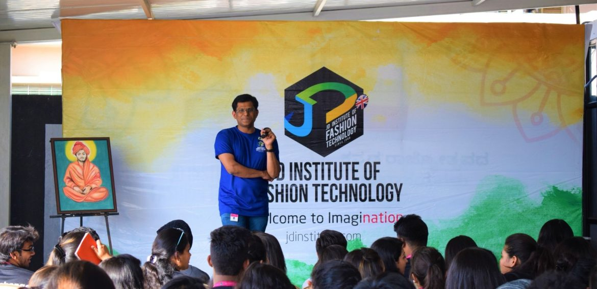 National Youth Day at JD Institute, Bangalore