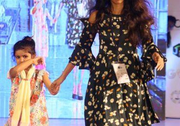 JEDIIIANS at Kids Fashion Runway, Bangalore