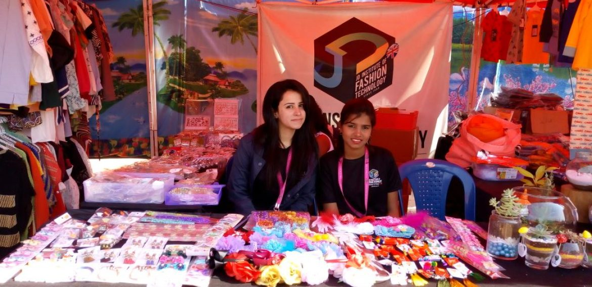 "JEDIIIANS at the Fleakend Market ""supporting Women Empowerment"""