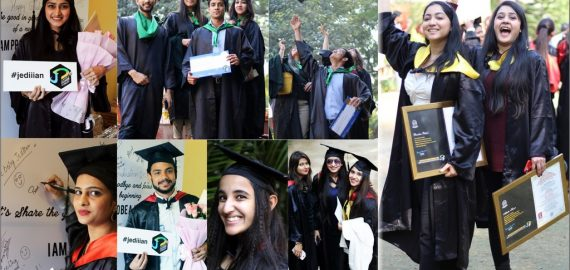 27th Convocation – JD Institute of Fashion Technology – Delhi