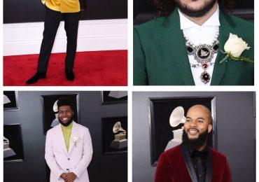 Grammy Award 2018 – Men that rocked the red carpet