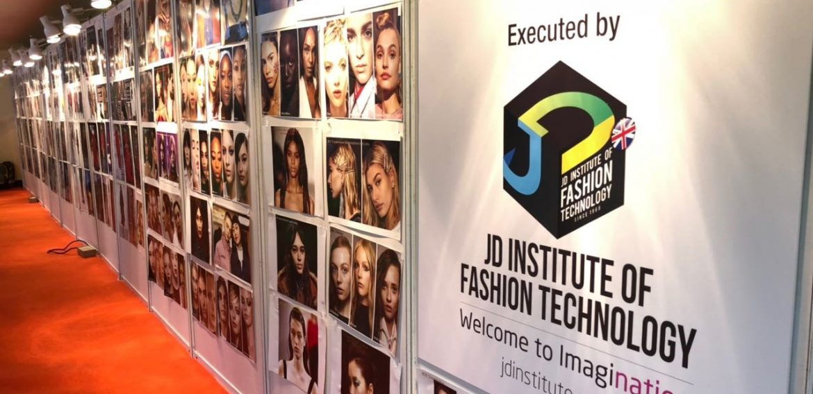 JD Institute at the Fabrics & Accessories Trade Show 2018