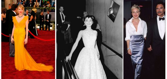 Best Oscar Red Carpet looks over the years