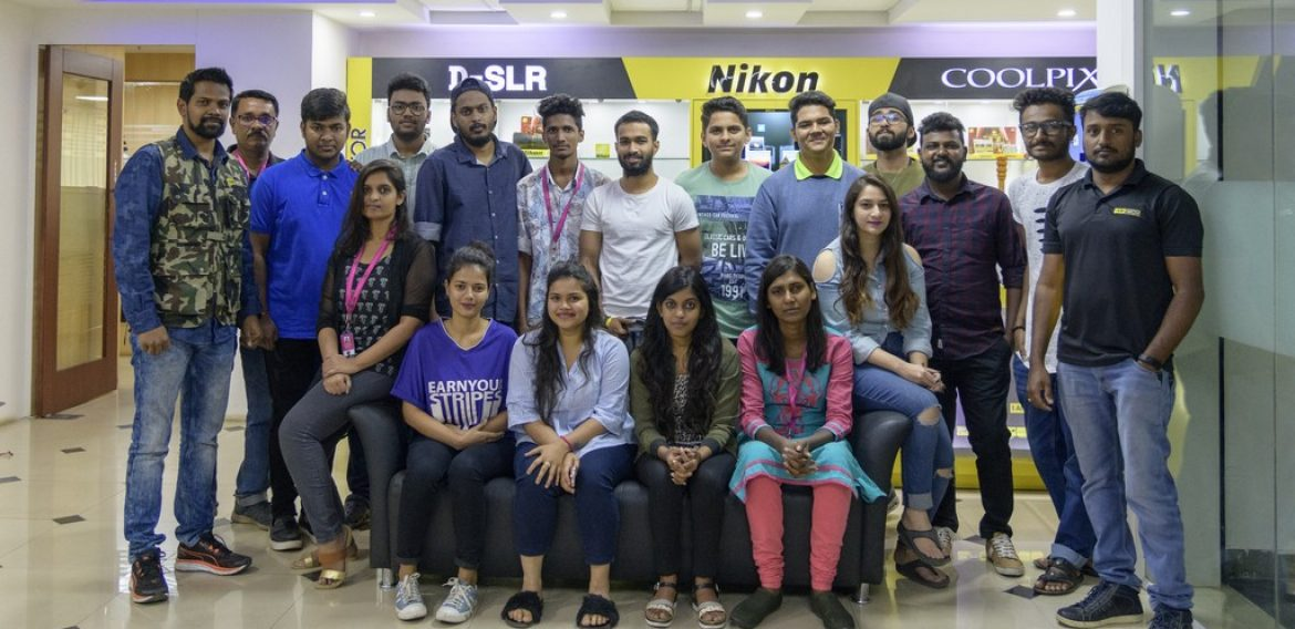 JEDIIIANS at a 3-day Advanced workshop at Nikon Training Center