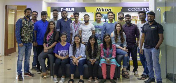 JEDIIIANS at a 3-day Advanced workshop at Nikon Training Center