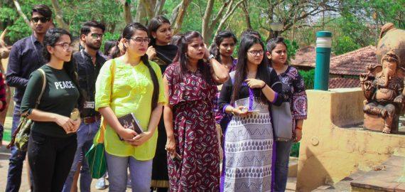 JEDIIIANS observing World Heritage Day at Sanskriti Museum