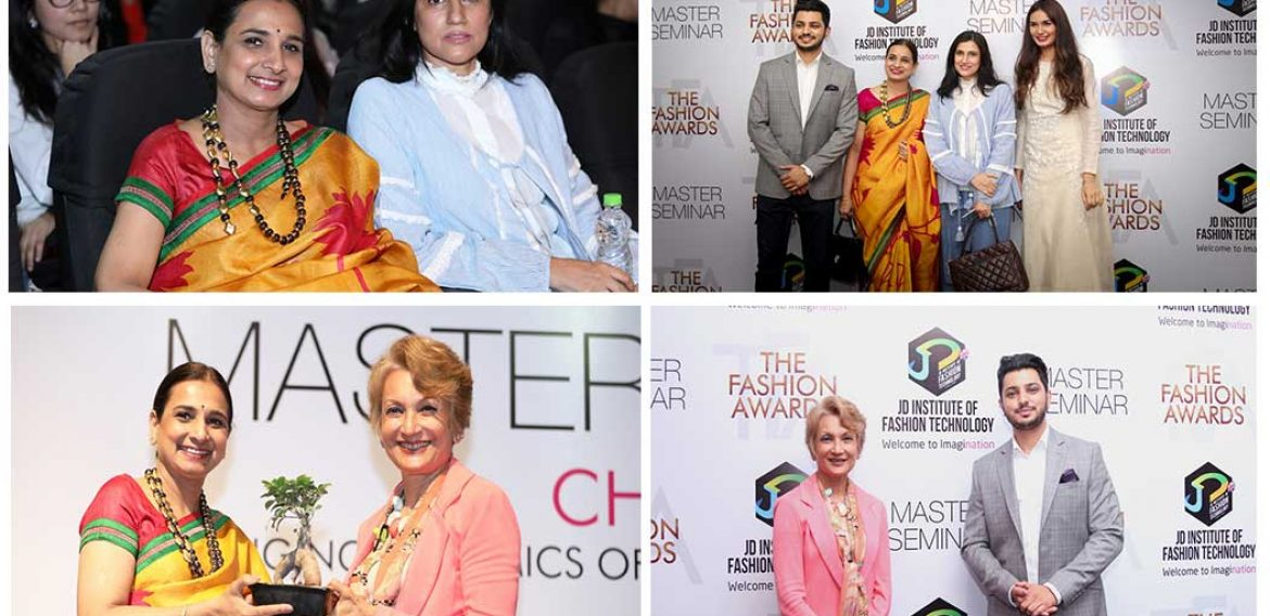 Master Seminar with the Ace – Future of Fashion and Interior Industry