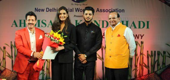 New Era of Fashion – Promoting Khadi and Silk Globally
