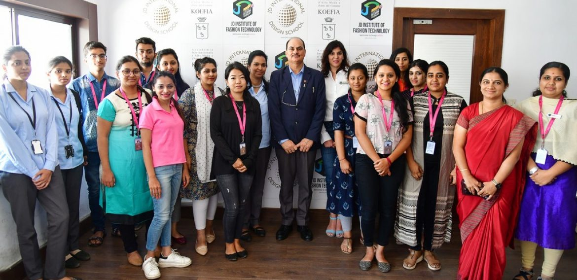 Pep talk for Jewellery Students by CKC Jewellers