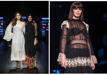AMAZON INDIA FASHION WEEK – RINA DHAKA