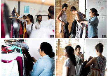 JEDIIIANS for a fashion cause – Cloth swap event