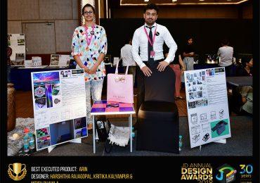Arin – Change – JD Annual Design Awards 2018