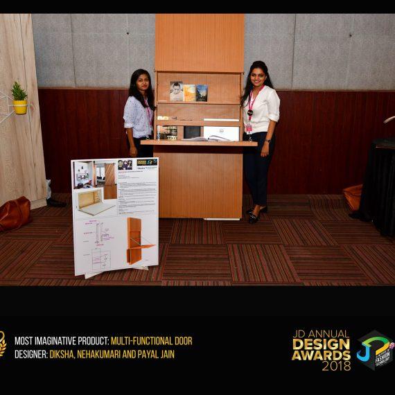 Multi-Functional Door – Change – JD Annual Design Awards