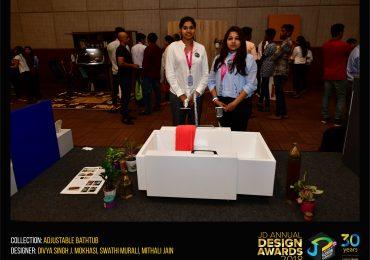 Adjustable Bathtub – Change – JD Annual Design Awards 2018