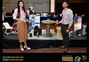 Antique magic table – CHANGE – JD Annual Design Awards 2018