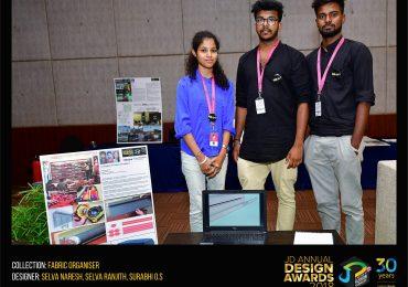 Fabric Organiser – Change – JD Annual Design Awards 2018
