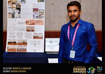 Maison de la emanation – Change – JD Annual Design Awards 2018